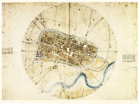 Технические изобретения Леонардо да Винчи