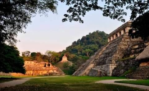 Тайны древних цивилизаций: руины Майя
