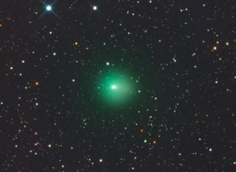 Две долгопериодические кометы летят на встречу Солнцу