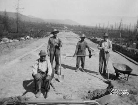 Как жили крестьяне на Западе в 30-х?