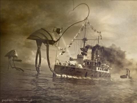 НЛО в 19-м веке