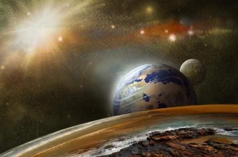 Астрономы нашли планетную систему, в которой могла существовать жизнь