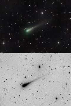 "Последние наблюдения кометы ""ИСОН"""