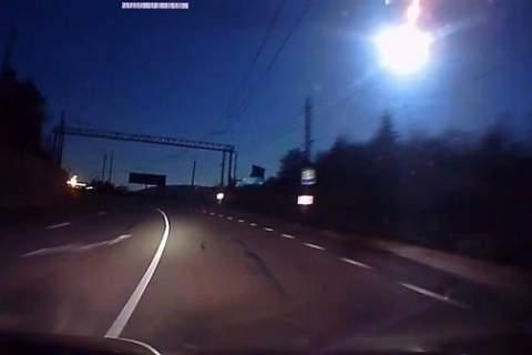 Эксперт: между крымским метеоритом и НЛО есть связь