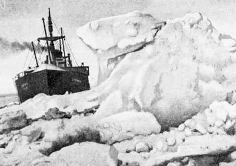 """""""Челюскин"""" и другие корабли, пропавшие после крушения"""