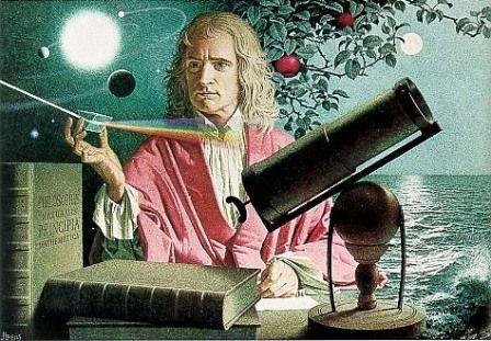 Об обманщиках Ньютоне и Эйнштейне...