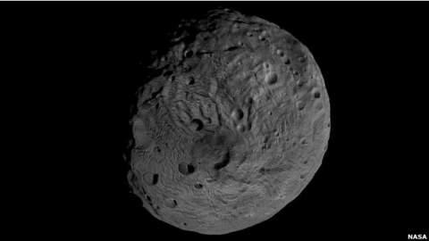 Астероид Веста похож на планету земного типа