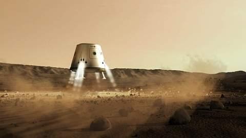 Марсианский «Дом-2»: первым полетит оператор