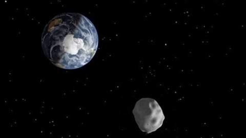 Рядом с Землей пролетел астероид 2013 XY8