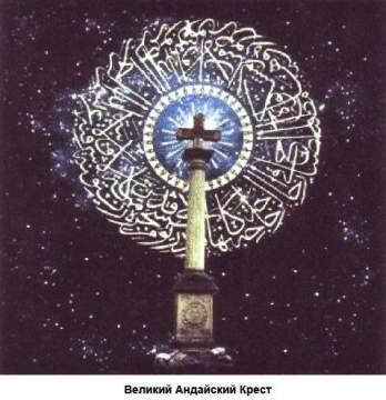 Древние теории циклов времени согласно Фулканелли и Андайскому Кресту