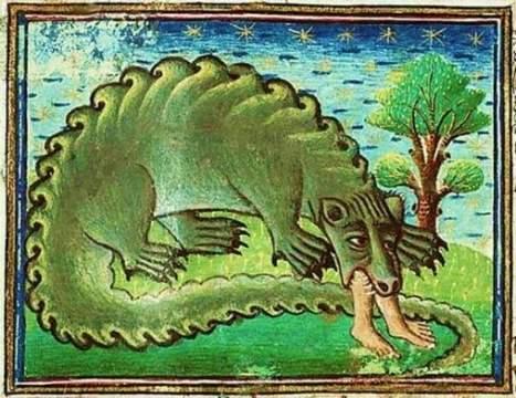 Крокодилы в Средневековой Руси