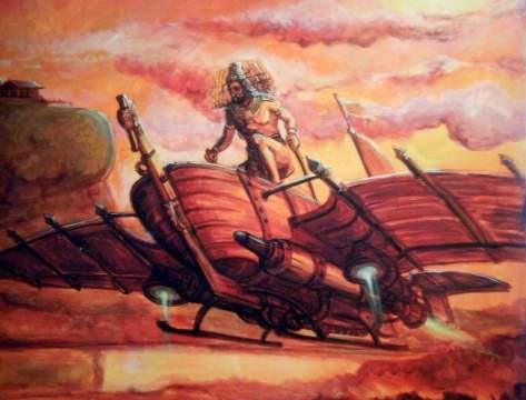 Звездные войны древности