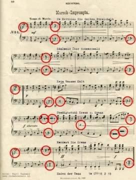 Зашифрованный в музыке тайный код может оказаться ключом к сокровищам нацистов
