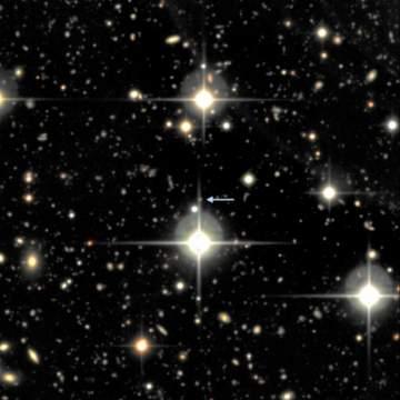 Самая далёкая и яркая вспышка сверхновой шокировала астрономов