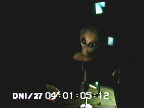 Интервью с инопланетянином