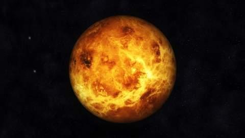 Мантия Венеры может содержать молекулы воды