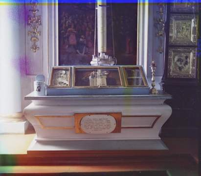 Призраки Горицкого монастыря