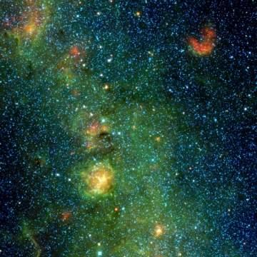 Там рождаются новые звёзды