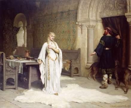 Леди Годива – наследница языческой богини?