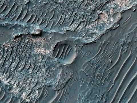 Что нового на Марсе?