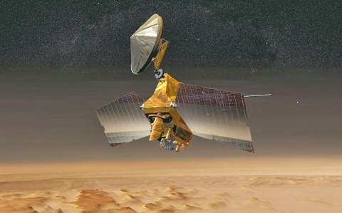 """Начинаются поиски потерянного советского аппарата """"Марс-6"""" на Марсе"""