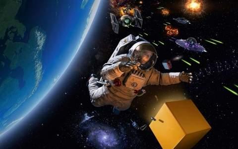 Встречи космонавтов с НЛО