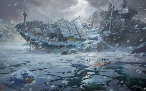 """Бэйчимо"" – призрак Арктики"
