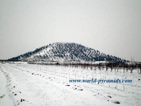 Тайна Китайских пирамид