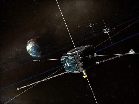 Спутники THEMIS открывают новые процессы, защищающие Землю от влияния космической погоды