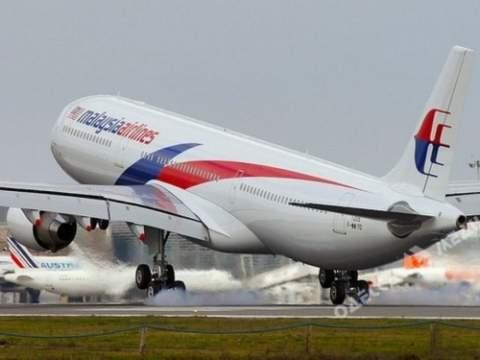 Пилоты назвали версии исчезновения малайзийского Boeing 777-200
