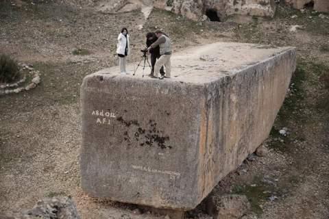 Невероятные технологии древних строителей