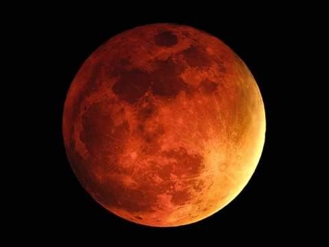 Кровавое затмение ожидает землян 14 апреля