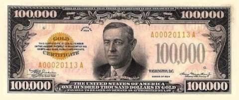 Тайны американского доллара