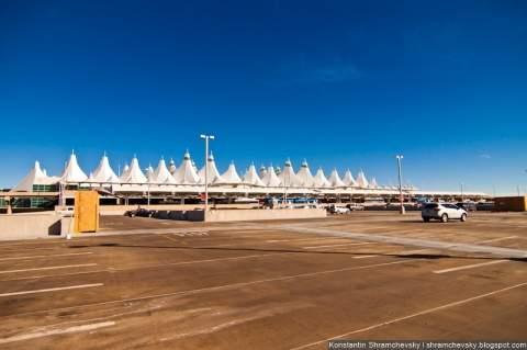 Денверский аэропорт и теория заговора