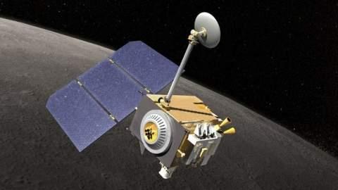 Полное лунное затмение может стать проблемой для зонда LRO