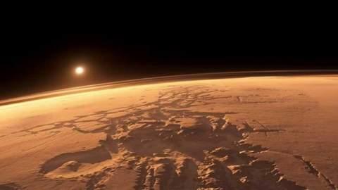 Сегодня Марс максимально приблизится к Земле