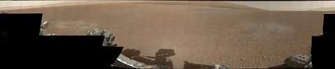 На Марсе стоят тёплые погоды