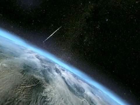 В ночь с 21 на 22 апреля жители Земли смогут увидеть метеоритный поток Лириды