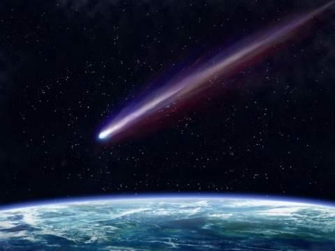 Земля пройдет сквозь пыльный след кометы
