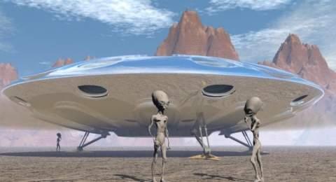 В США опубликован каталог наблюдений НЛО