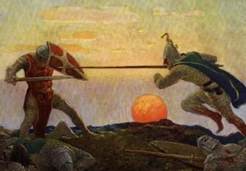 Лайонесс, британская Атлантида: затонувшая страна из легенды о короле Артуре