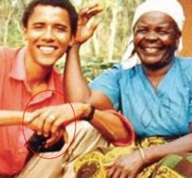 Барак Обама - гомосексуалист, а его жена Мишель - трансексуал