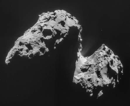 Что будет дальше с миссией Rosetta и исследованием комет?