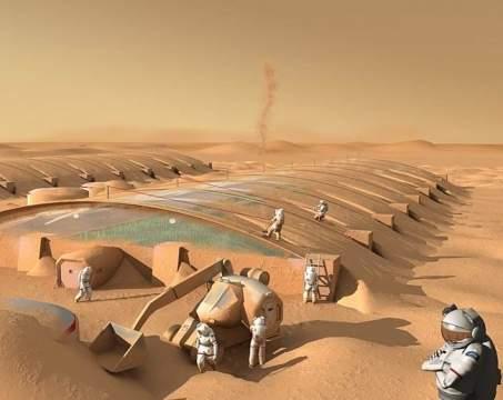Возвращаемся на Марс?