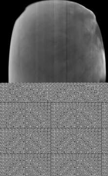 На фотографиях с Марса обнаружили секретный код инопланетян