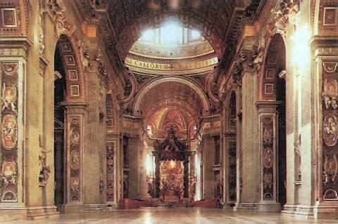 Ватикан – тайны, сокрытые от людей
