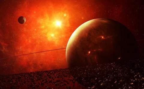 Ученые обнаружили гигантскую двойную звезду с рентгеновским излучением