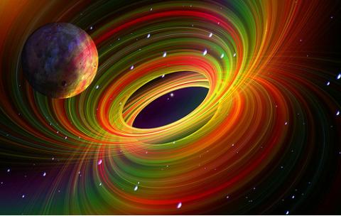 Ученых удивила необычная спиральная галактика