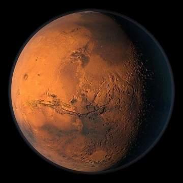 Марс может исчезнуть из Солнечной системы