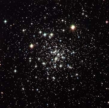 Древнее шаровое скопление NGC 6535